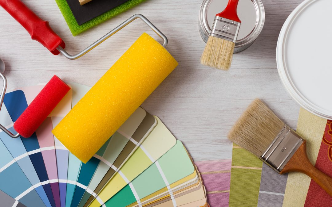 Choosing a Whole Home Paint Color