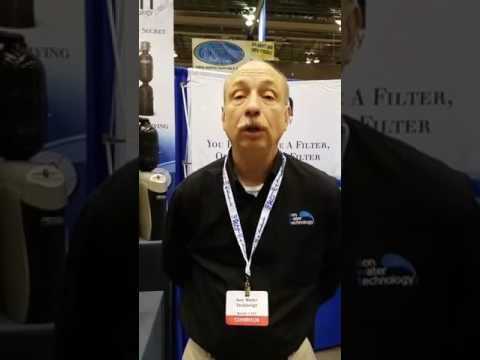 Out & About with Joe Copp of Aon Water Technologies