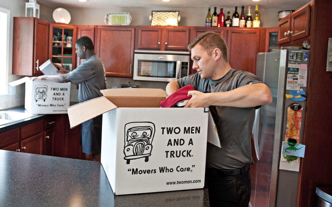 Top 4 professional packing tips for your upcoming move